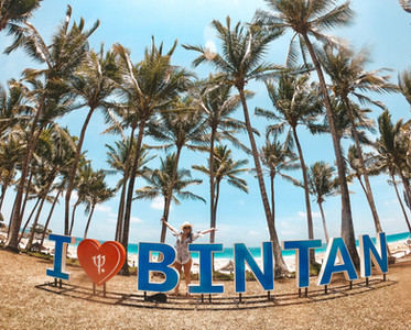 Club Med Bintan Indoensia day trip singapore beach resort