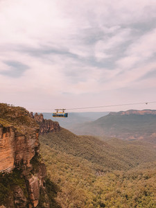 Cable Car Blue Mountains Australia