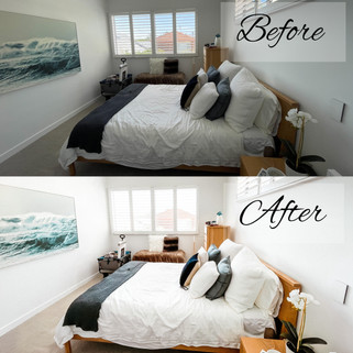 Before & After: Crisp Bright Interior Preset Package