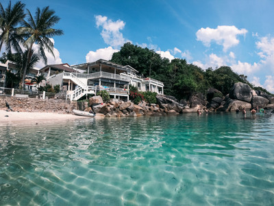 Crystal Bay Crystal Beach Resort Koh Samui Travel guide travel blog where to stay