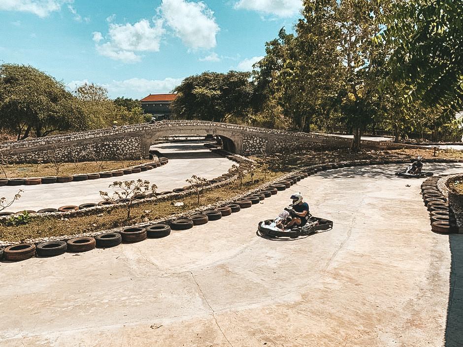 Bali Star go karting