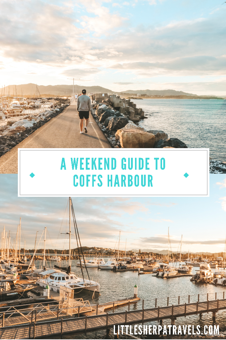 Coffs Harbour, NSW: Top things to see and do in a weekend