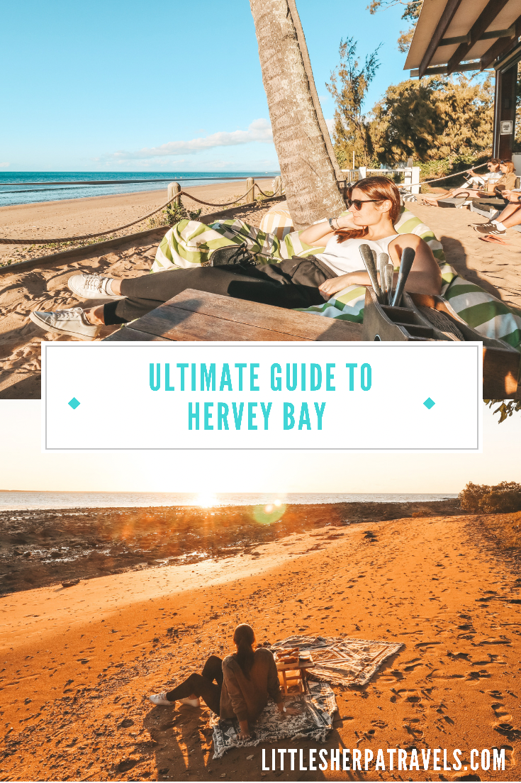 Top things to see and do in Hervey Bay, Queensland