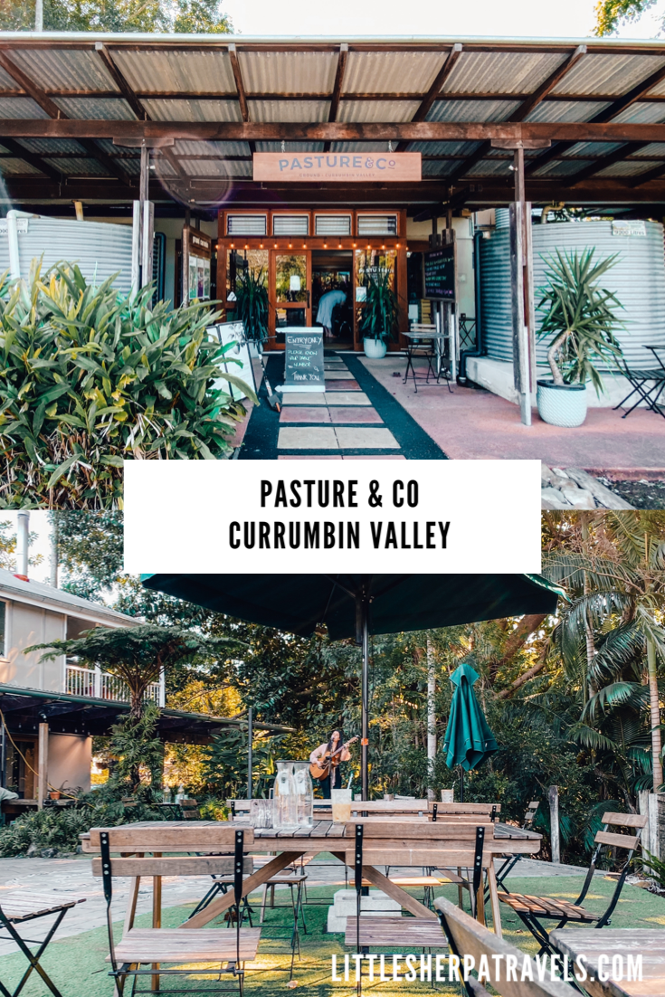 Pasture & Co, Currumbin Valley