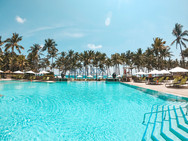 Club Med Bintan indonesia hotel and beach resort pool