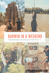 Top things to see and do in Darwin Northern Territory Australia
