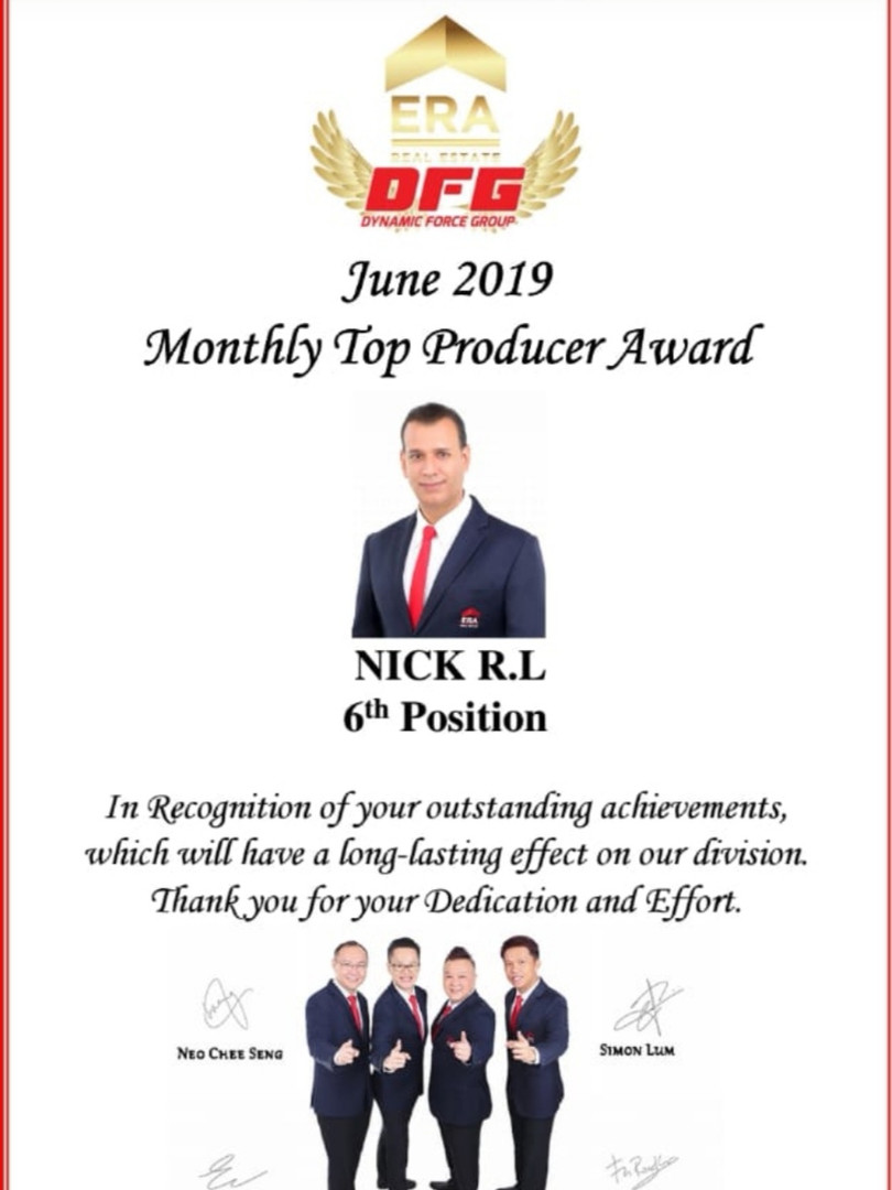 ERA DFG June Award