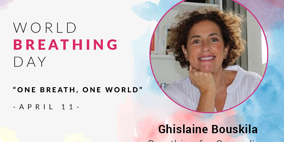World Breathing Day online event