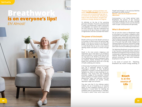 Breathwork and Spirituality