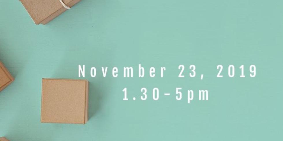 November Conscious Breathing Workshop