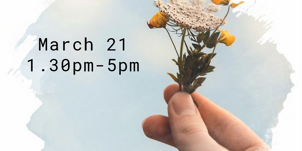 March Conscious Breathing Workshop