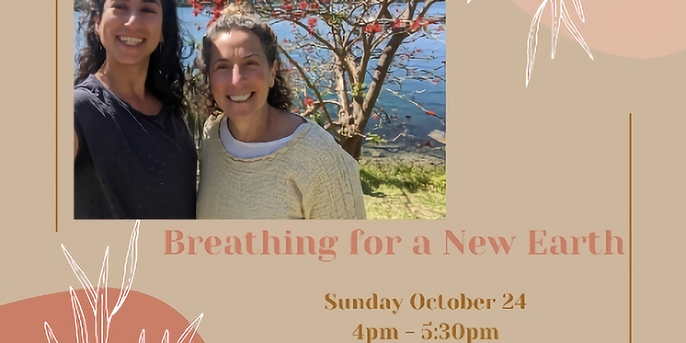 Breathing for a New Earth