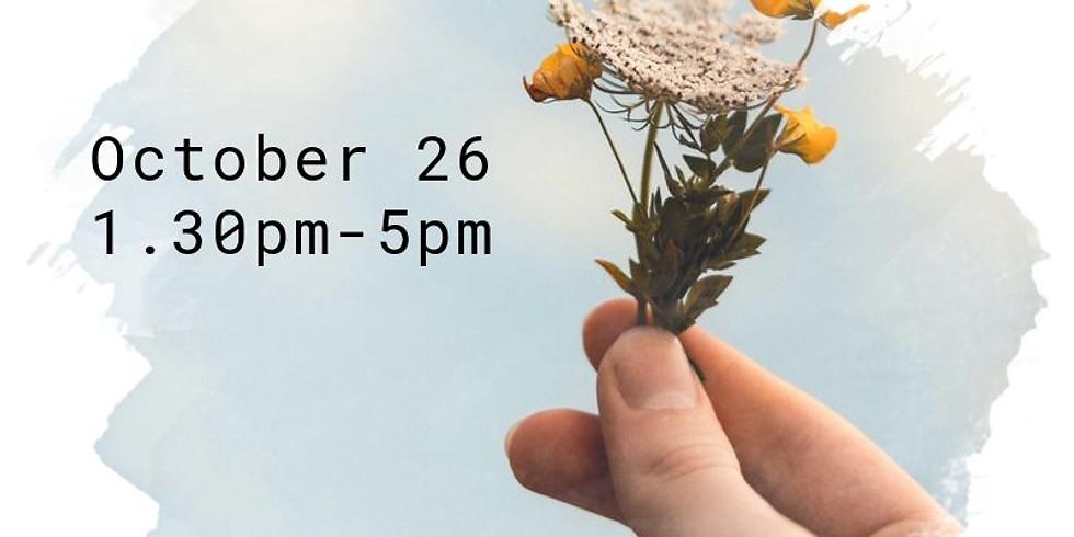 October Conscious Breathing Workshop