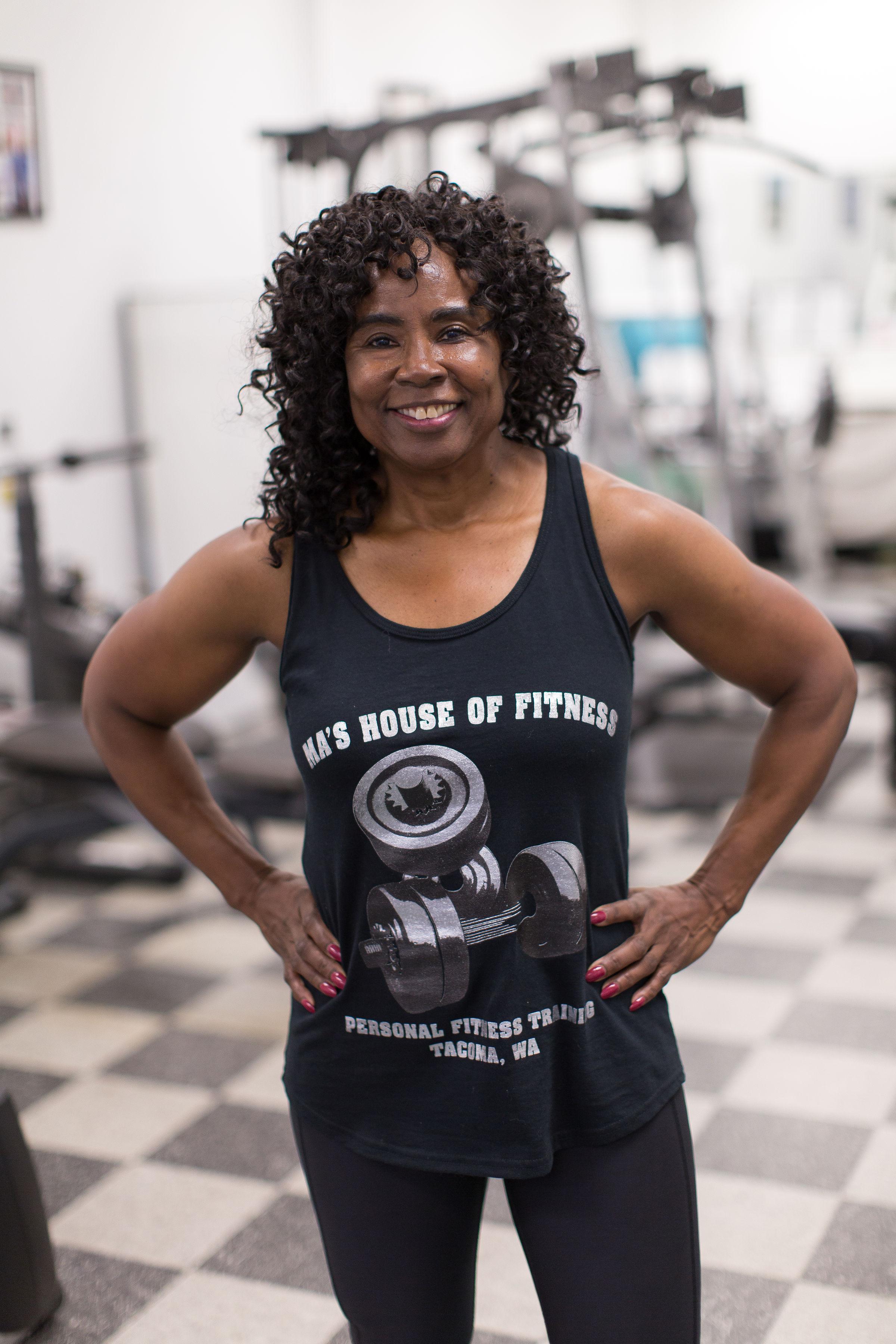 MA's House Gym 3