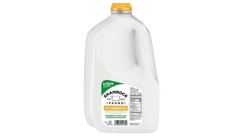 Milk 2% - 1 Gallon