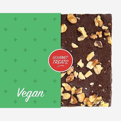 Gourmet Treats Vegan Walnut Brownie