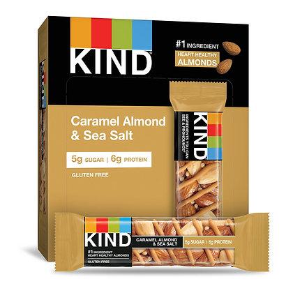 Kind Bar - Caramel Almond Sea Salt
