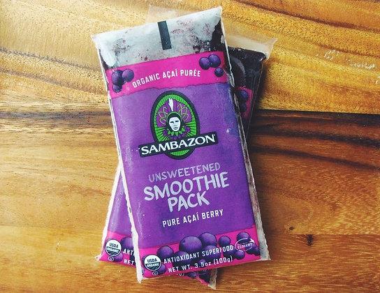 Acai Berry - Organic Frozen (2 Pack)