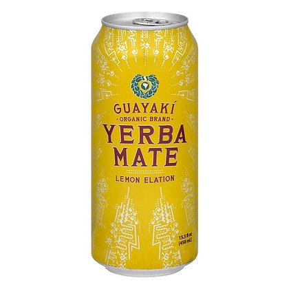 Yerba Mate Lemon Elation - Case