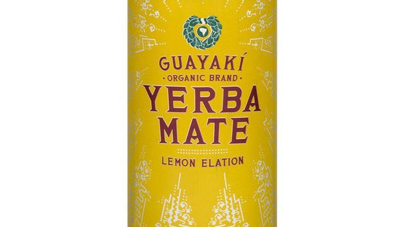 Yerba Mate Lemon Elation - 16oz