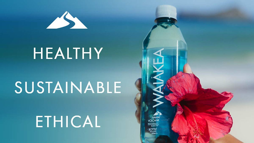 Waiakea Volcanic Water - 500mL