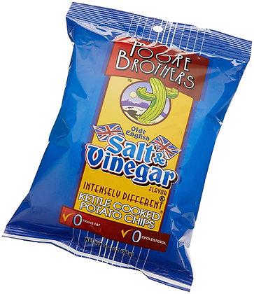 Poore Brothers Salt & Vinegar Kettle Chips