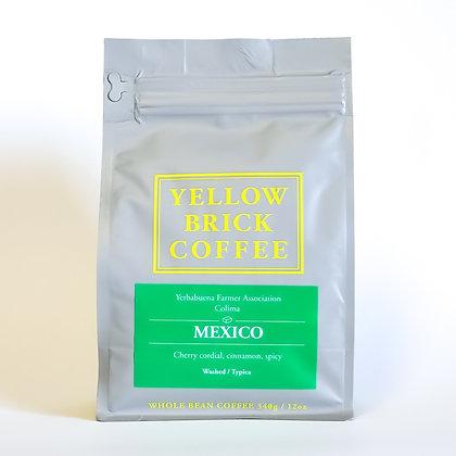 Yellow Brick Coffee - Mexico