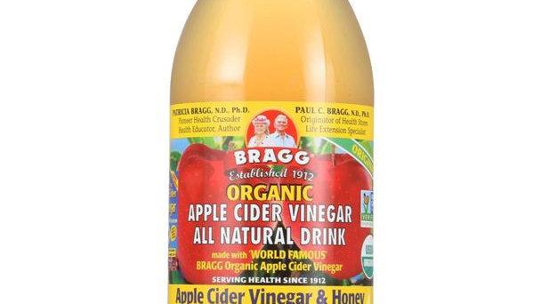 Bragg Organic Apple Cider & Honey