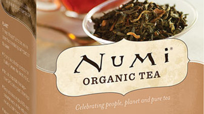 Numi Organic Tea - Breakfast Blend
