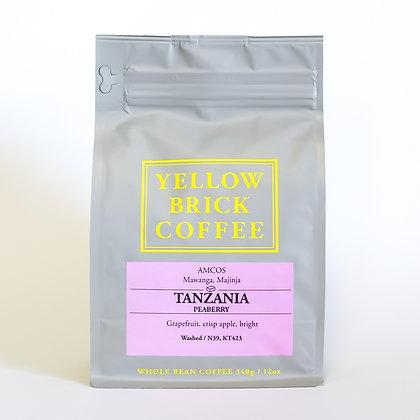 Yellow Brick Coffee - Tanzania