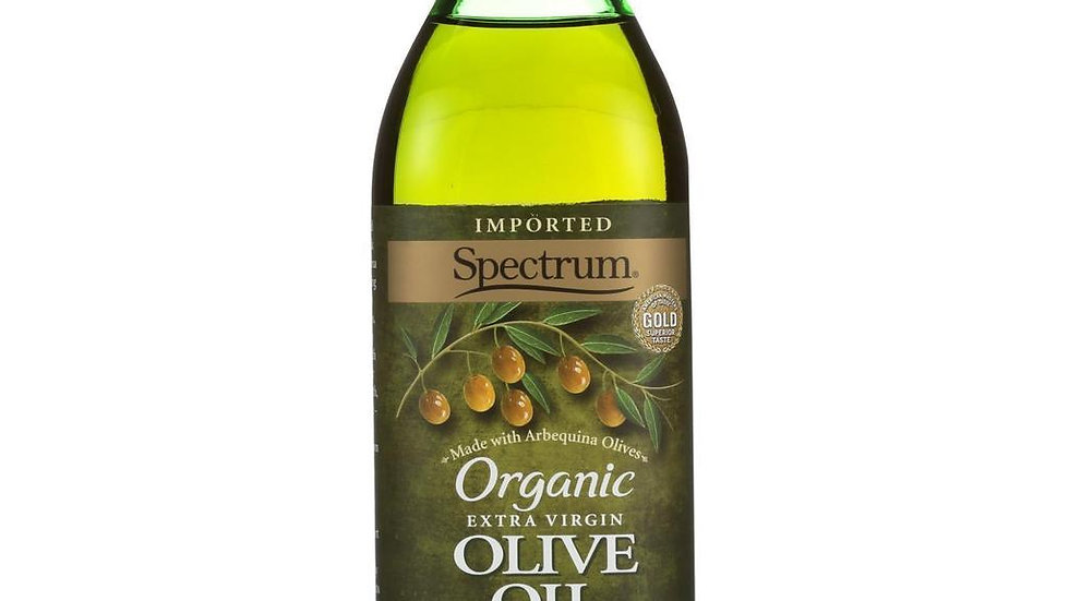 Spectrum Organic EVOO