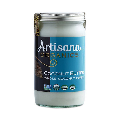 Coconut Butter Raw - Organic