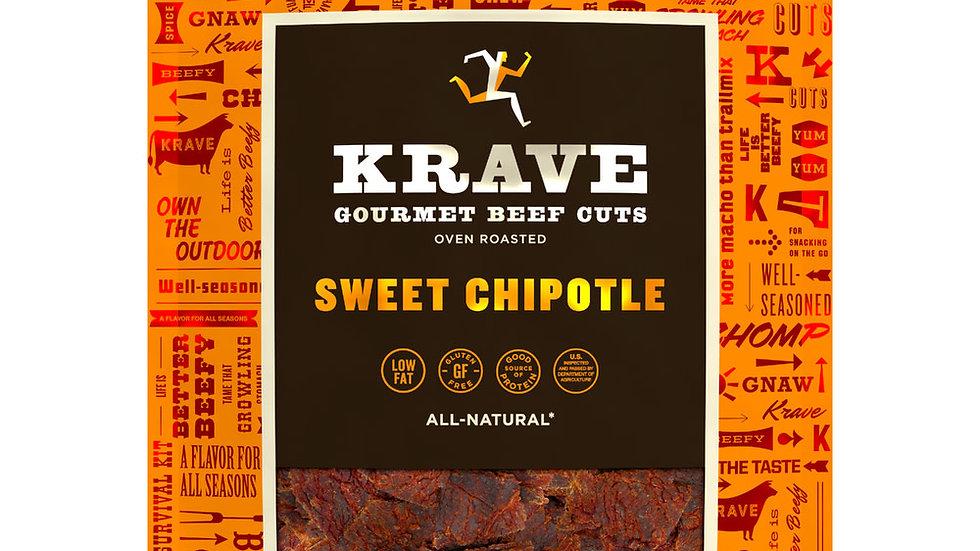 Krave Jerky - Sweet Chipotle