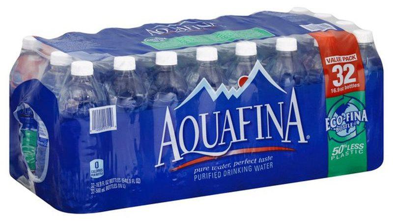 Aquafina Water - Case