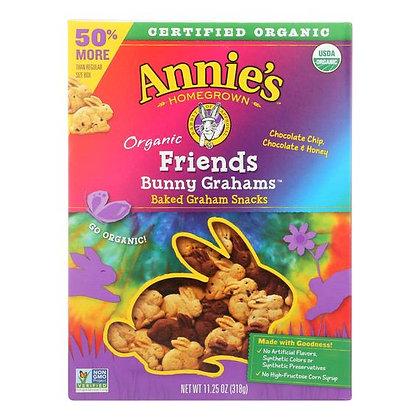 Annie's Bunny Grahams - Organic