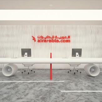 Air Arabia head office