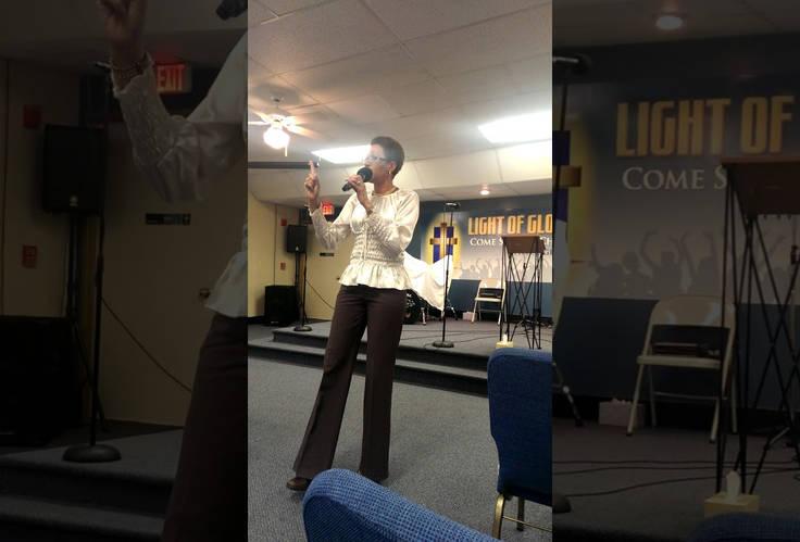 Rev. Dana McCollum - Testimony Party 2015