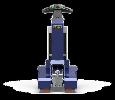 Zallys M16 Rebocador elétrico com elevação hidráulica
