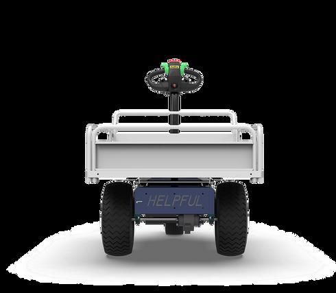 Zallys HT carrinho de carga motorizado