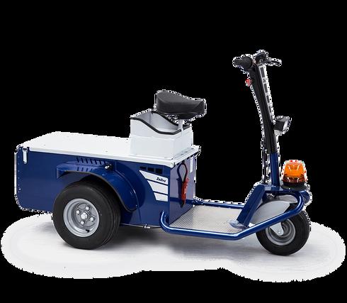 Zallys JACK MASTER veículo utilitário elétrico para industria