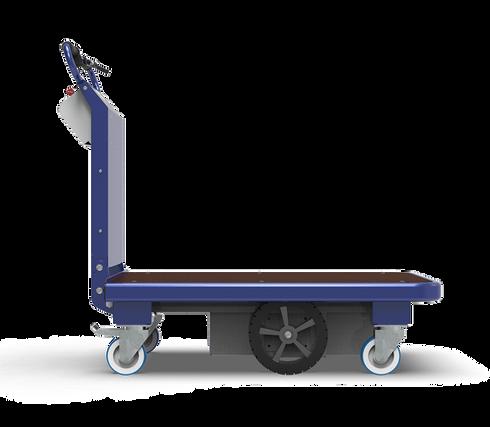 Zallys M15 carrinho elétrico de carga