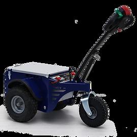Elektryczny wózek widłowy Zallys M4 - udźwig do 3000 kg (6614 funtów). Mały zwrotny, niezawodny i bardzo wydajny, idealny do użytku wewnątrz i na zewnątrz budynków.