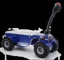 Zallys R6 to elektryczny pojazd z napędem na cztery koła, który został zaprojektowany do użytku na trudnych terenach, takich jak piasek lub błoto.