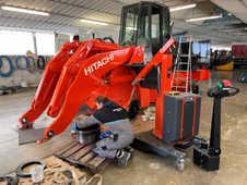 JL500 riparazione riduttore