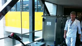 Zallys M5 Empurrador puxador de carga elétrico