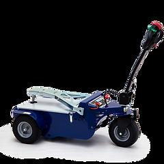 Zallys M6.5 to ciągnik mechaniczny wyposażony w system podnoszenia umożliwiający holowanie do 6.000 kg (13.228 funtów).