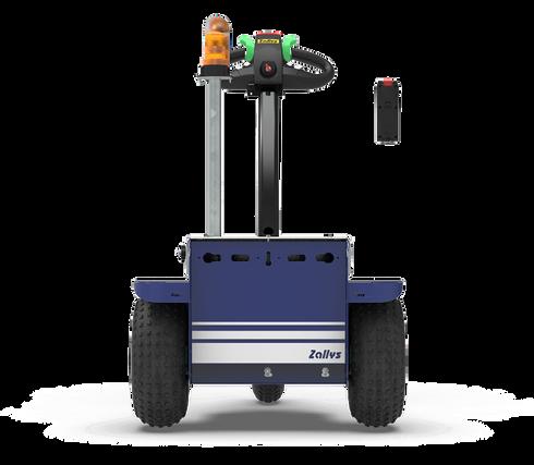 Zallys M9 Rebocador elétrico com controle remoto