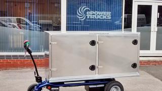 Zallys JESPI L carrinho plataforma elétrico
