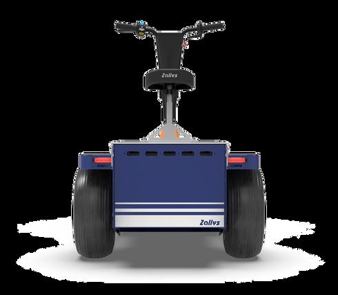 Zallys JACK L Veículo industrial para transporte e arrastre
