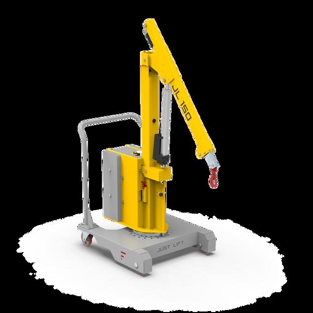 Counterbalanced crane JL 150- overview